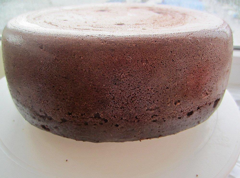 Глазурь из какао и сметаны для торта рецепт с пошагово