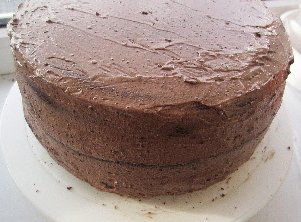 торт с фотографии